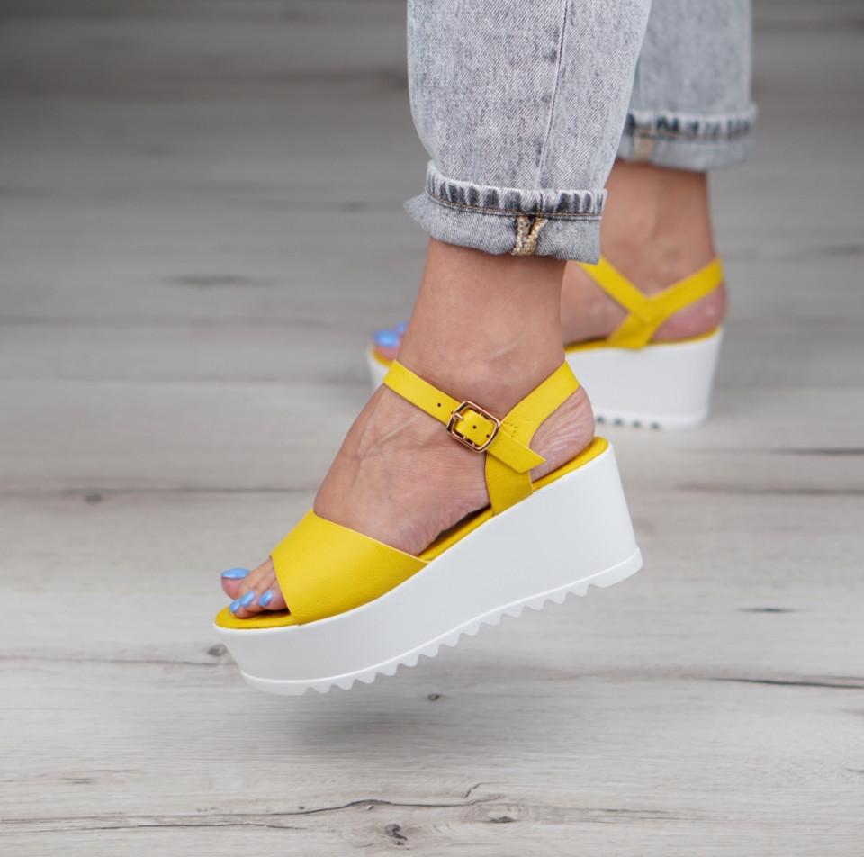Sandale cu platforma dama SB1159B