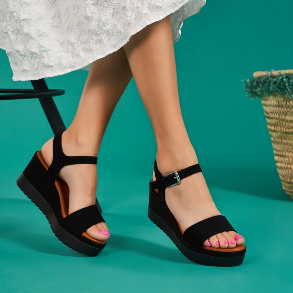 Sandale cu platforma dama SB1274B