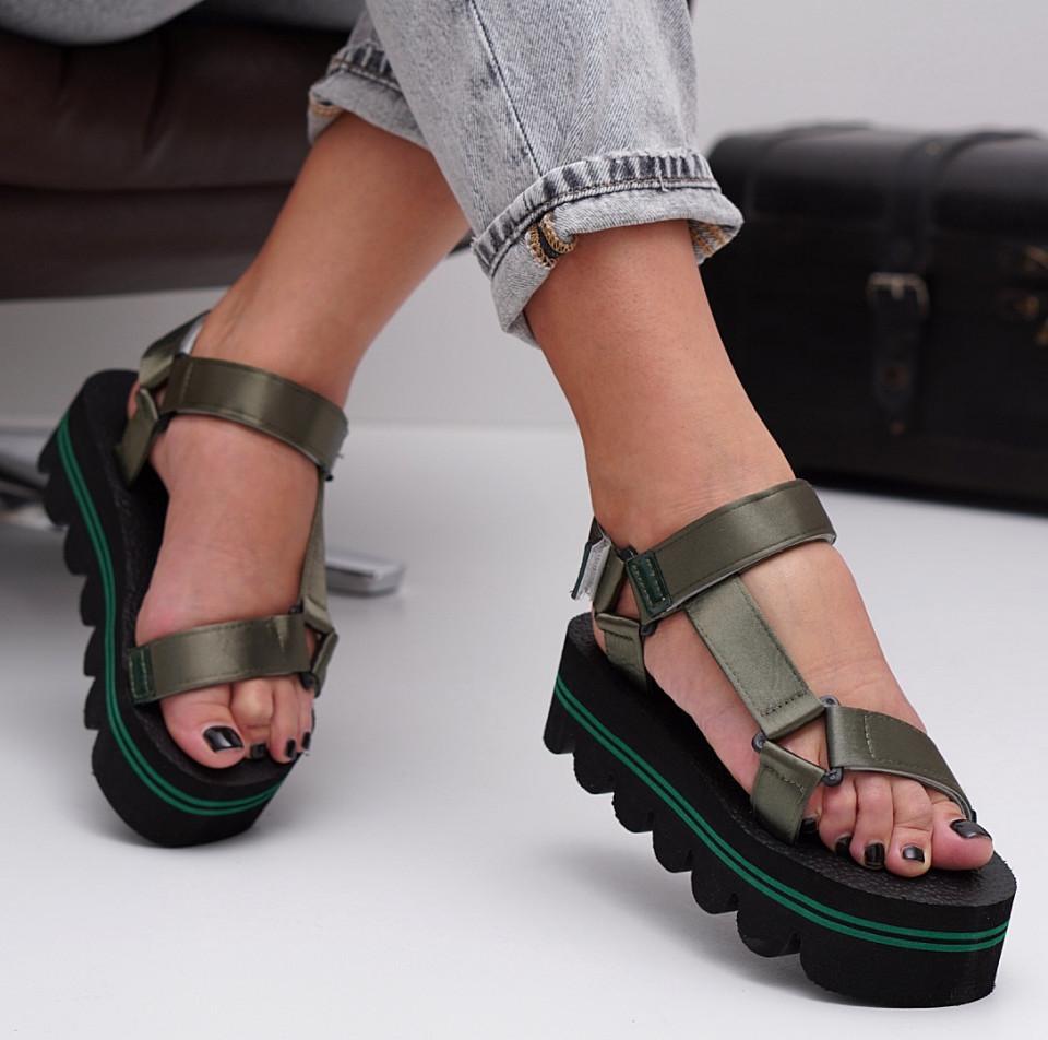 Sandale cu platforma SB1529B