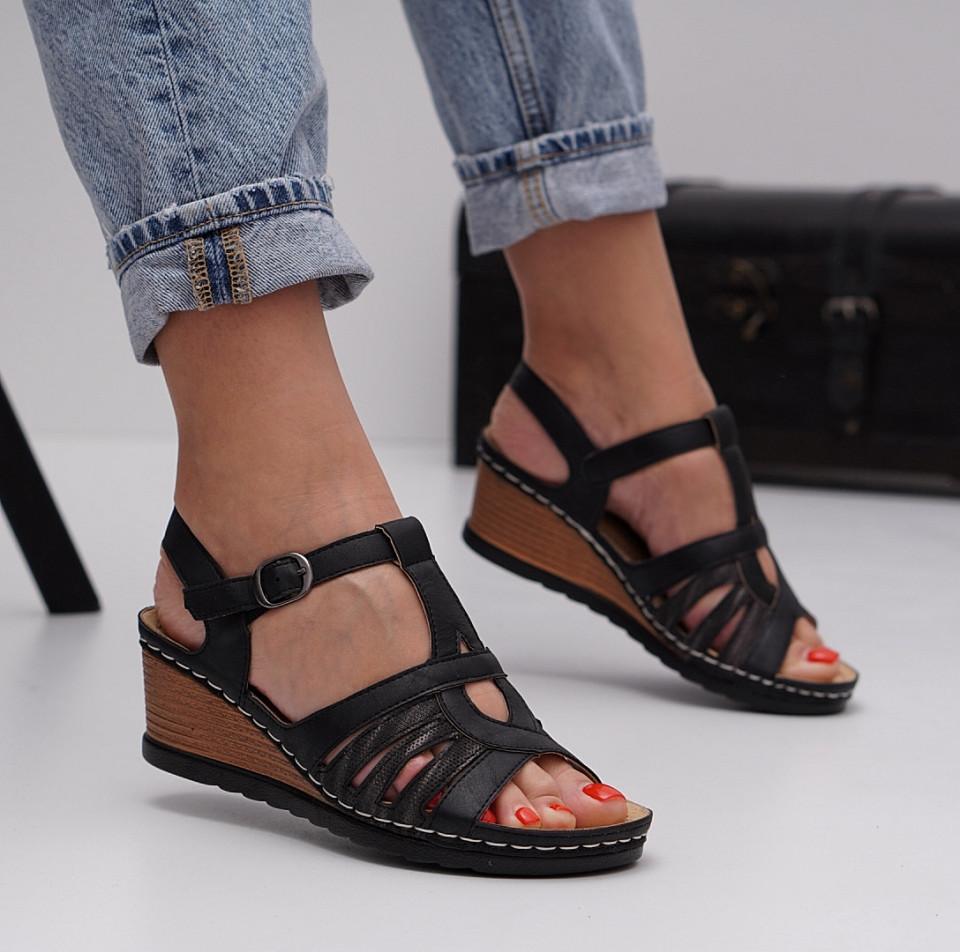 Sandale dama cu platforma SB1426B