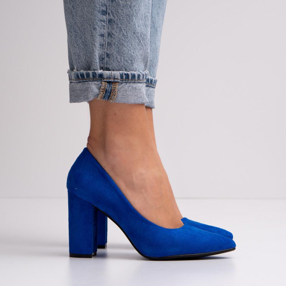 Pantofi cu toc dama SB1412B