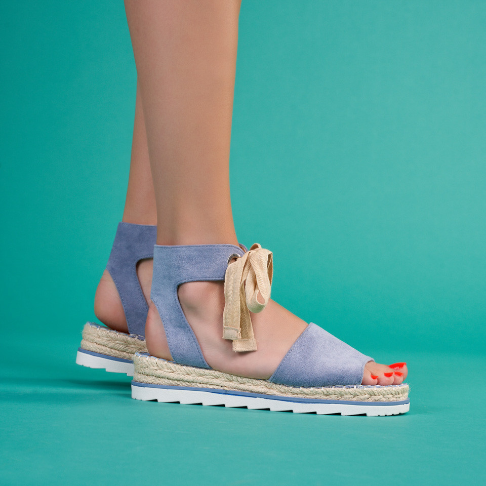 Sandale cu platforma dama SB1565B