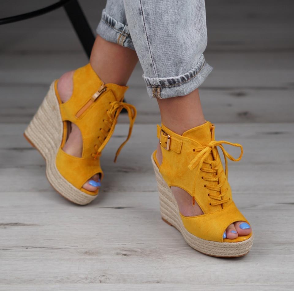 Sandale cu platforma dama SB1024B