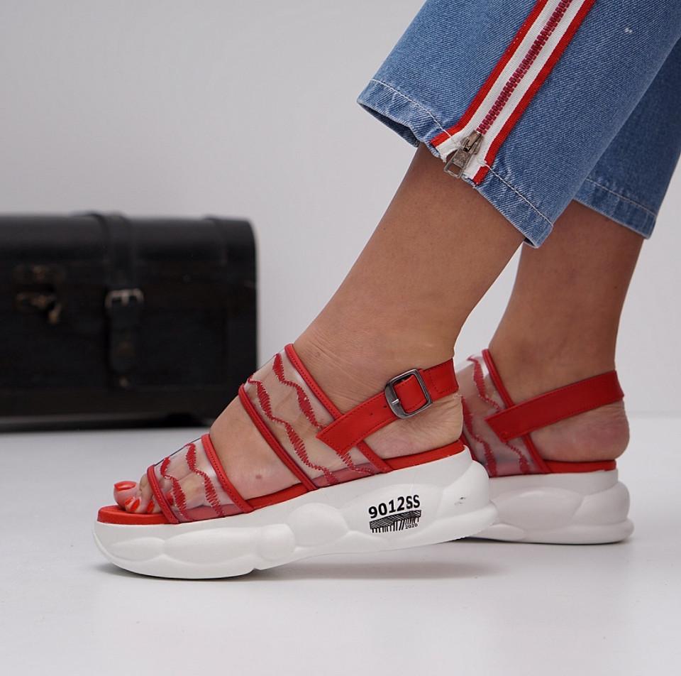 Sandale cu platforma dama SB1420B