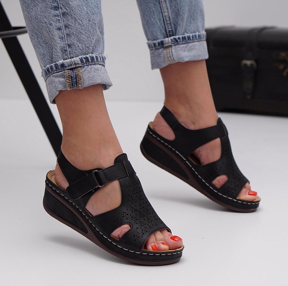 Sandale cu platforma dama SB1427B