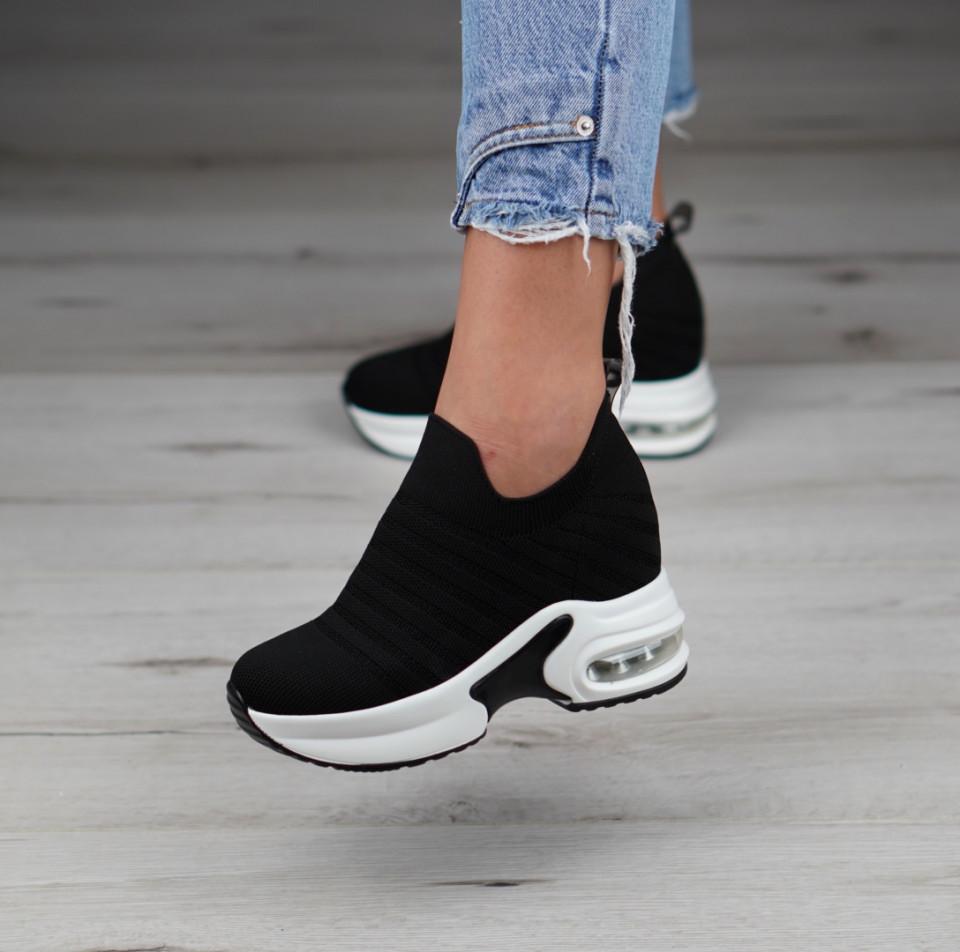 Sneakersi cu platforma dama SB1014B