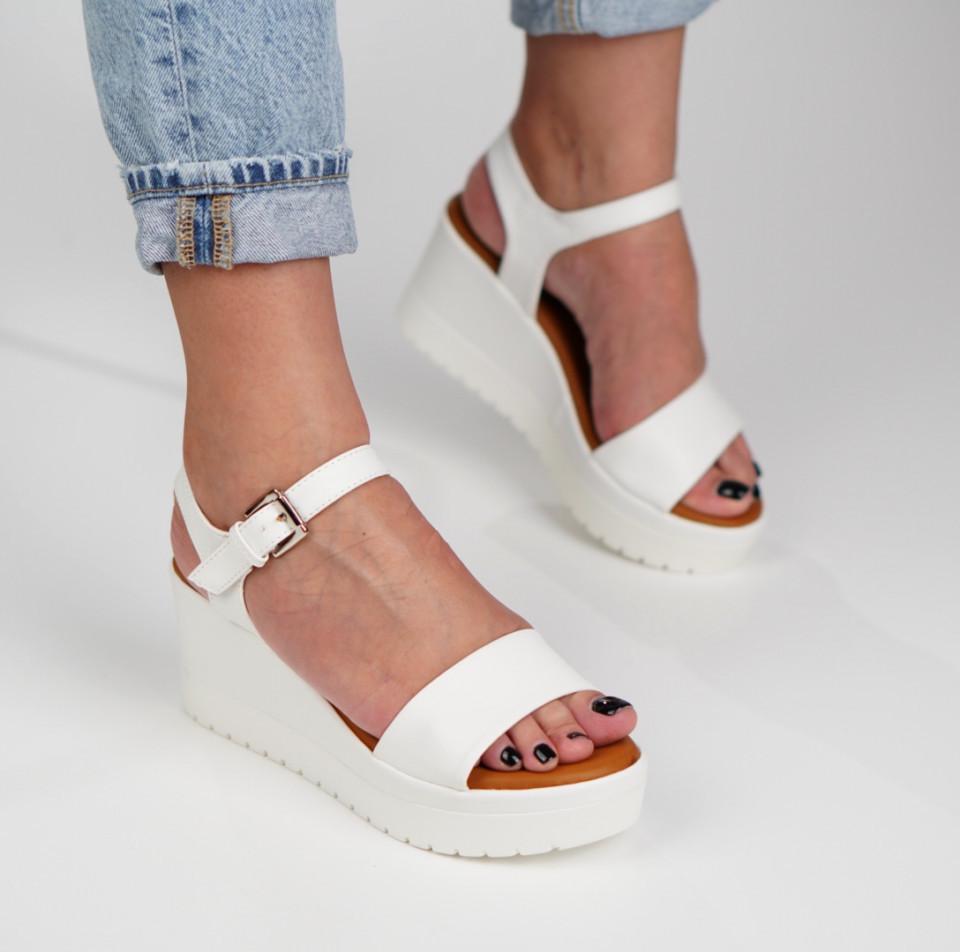 Sandale cu platforma dama SB1272B