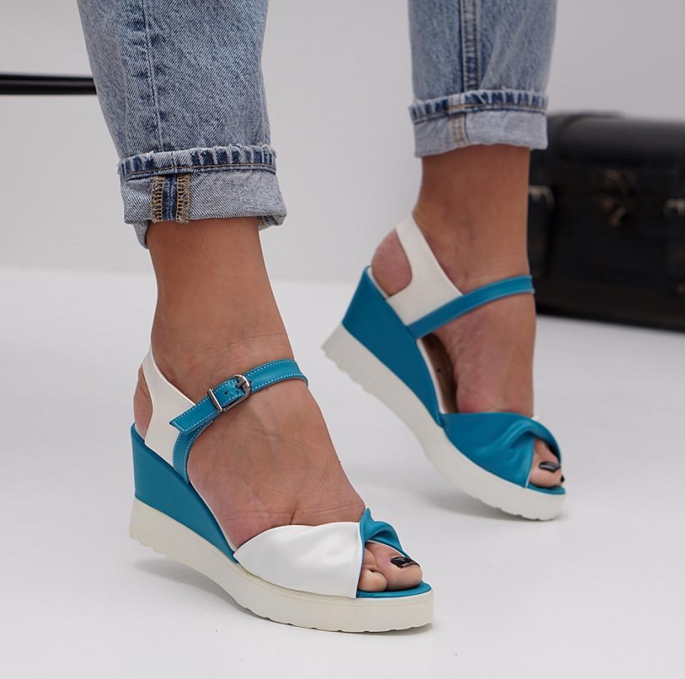 Sandale cu platforma dama SB1474B