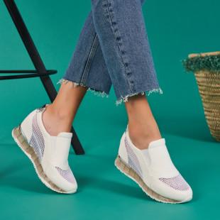 Pantofi sport cu platforma SB1089B