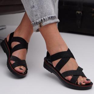 Sandale cu talpa joasa dama SB1558B