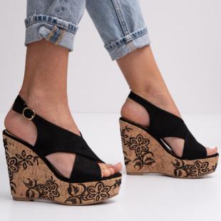 Sandale cu platforma dama SB1397B