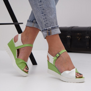Sandale cu platforma dama SB1475B