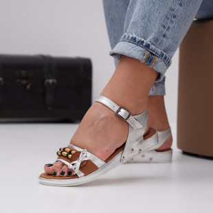 Sandale cu talpa joasa dama SB1466B