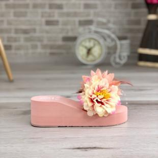 Papuci cu platforma SB425D