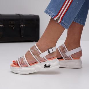 Sandale cu platforma dama SB1446B