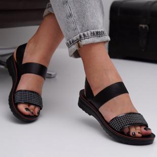 Sandale cu talpa joasa dama SB1556B
