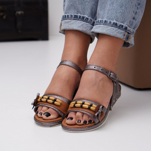 Sandale cu talpa joasa dama SB1467B