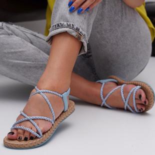 Sandale cu talpa joasa dama SB1525B