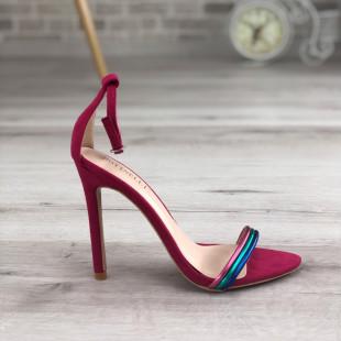 Sandale cu toc SB420D