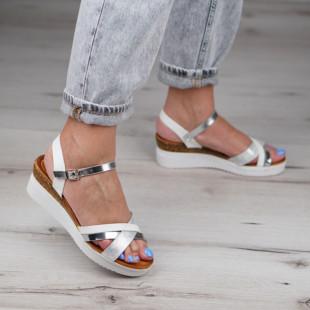 Sandale cu platforma dama SB1170B