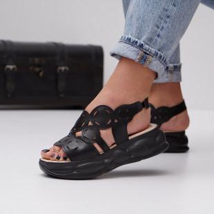 Sandale cu platforma dama SB1464B