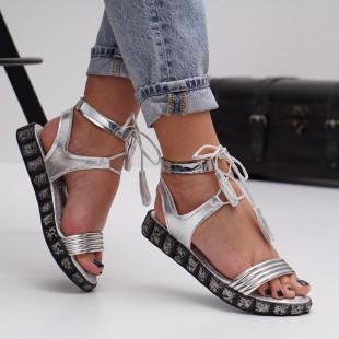Sandale cu talpa joasa dama SB1490B