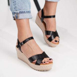 Sandale cu platforma dama SB1205B