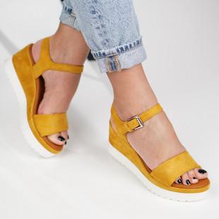 Sandale cu platforma dama SB1283B