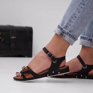Sandale cu talpa joasa dama SB1468B