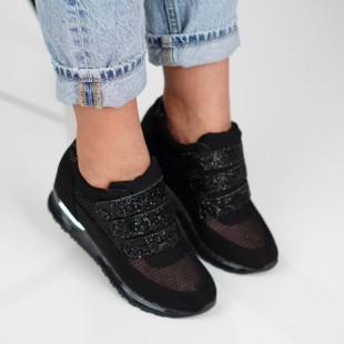 Pantofi sport cu platforma SB1284B