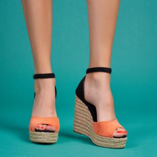 Sandale cu platforma dama SB1619B