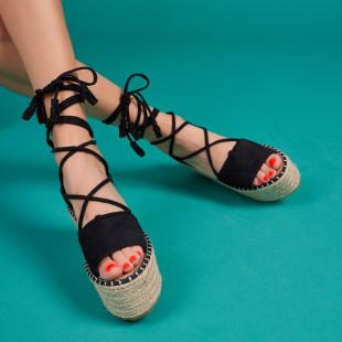 Sandale cu platforma dama SB1629B