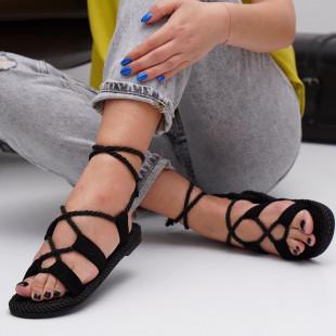 Sandale cu talpa joasa dama SB1544B