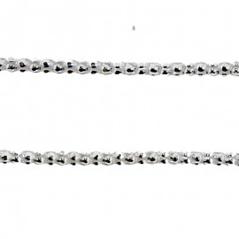 Poze Lantisor din argint 2,00 mm, 50 cm lungime