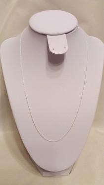 Poze Lantisor din argint anchor 1 mm, 50 cm lungime