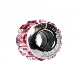 Poze Talisman Swarovski Crystal Light Rose 12