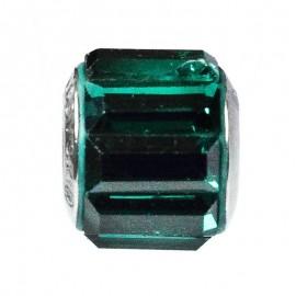 Poze Talisman Swarovski Crystal Emerald 12