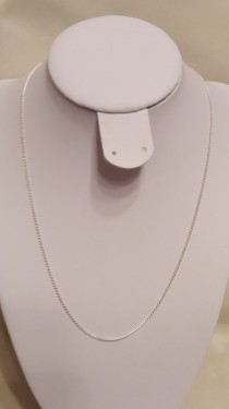Poze Lantisor din argint 1,35 mm, 45 cm lungime