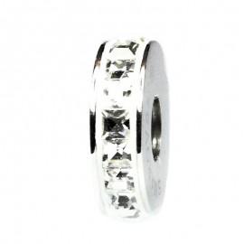 Poze Talisman Swarovski Crystal (Becharmed-SpacerSwarovski®) pentru bratarile pandora