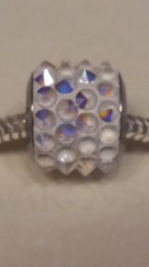 Poze Talisman Swarovski Crystal Aurore Boreale 12