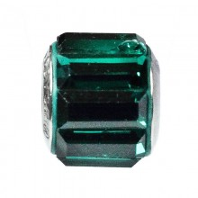 Talisman Swarovski Crystal Emerald 12