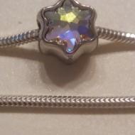 Bratara argint pentru charmuri pandora 18+4 cm