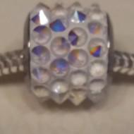 Talisman Swarovski Crystal Aurore Boreale 12