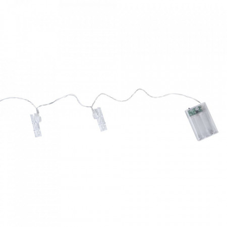Instalatie cu clipsuri Led, 390 cm