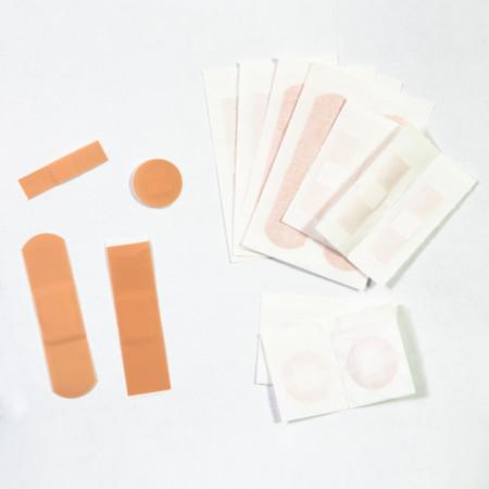 Plasturi Standard diferite marimi, 20 buc
