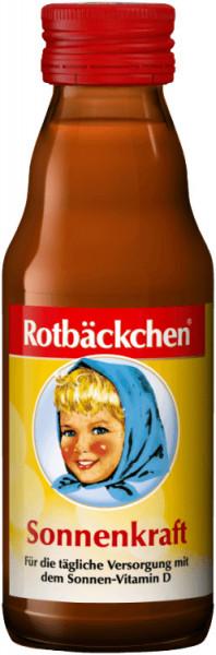 """Suc multi-fruct Rotbäckchen """"Puterea Soarelui"""", 125 ml"""