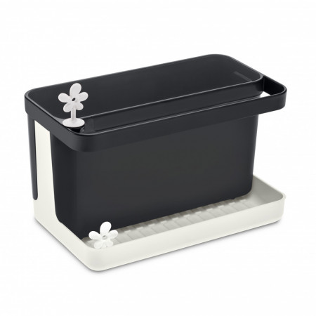 Organizator chiuveta negru cu alb, PARK IT