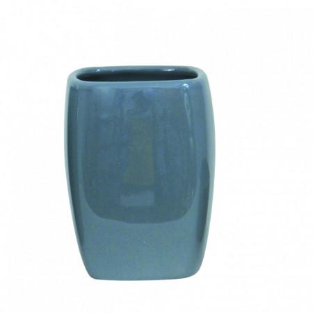 Set baie 3 piese ceramice , gri