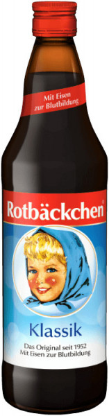 Suc multi-fruct Rotbäckchen Klassik, 700 ml