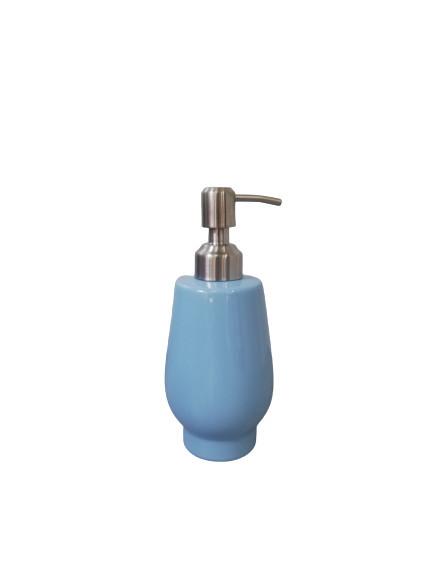 Dozator sapun lichid, albastru